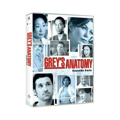 Greys Anatomy - Stagione 2 DVD
