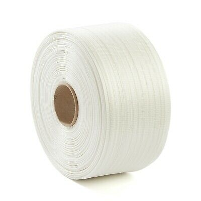 Woven Polyester Strapping various widths and sizes