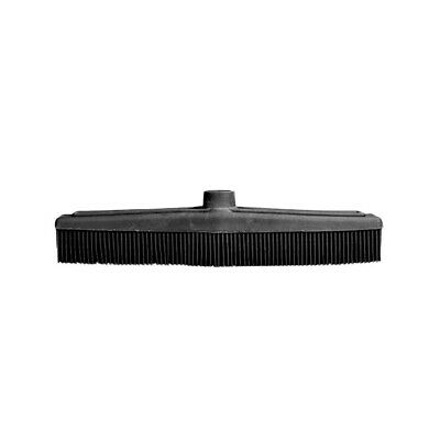 Broom Head Anti-Static Rubber Black