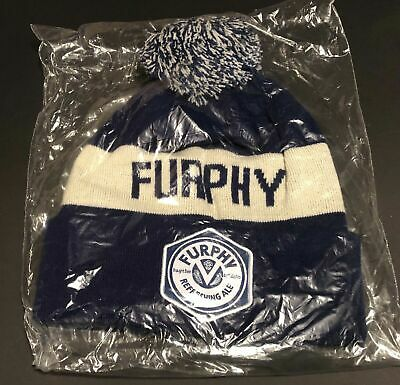 Furphy Ale - Beanie - Winter - Snowboarding -  Furphy Beer - Geelong New Sealed!