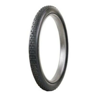 Coker 26X3 Clincher Style Black Motorcycle Tire - Each