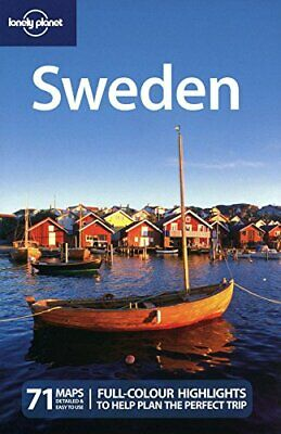 Sweden (Lonely Planet Sweden) by Ohlsen, Becky 1741047757 FREE Shipping