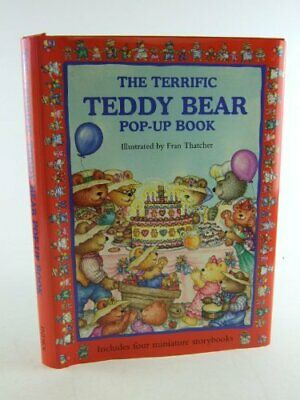 THE TERRIFIC TEDDY BEAR POP-UP BOOK by Author 0948240210 FREE Shipping