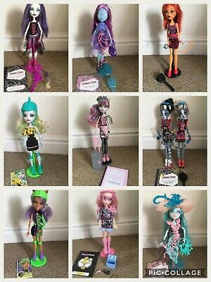 Monster High Dolls - sold individually, combined postage