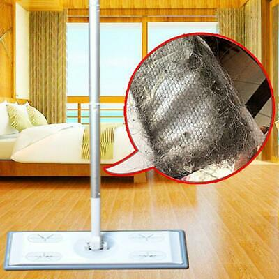 Dust Collector Mop Disposable Vacuum Paper Flat Mop Bucket All Floor Cleaning
