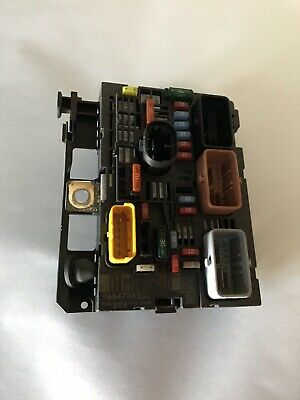peugeot citroen under bonnet fusebox 9664706280 bsm-r05 ref j5