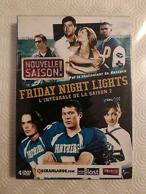 Friday Night Lights Saison 2 intégrale COFFRET DVD NEUF SOUS BLISTER