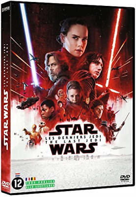 Star Wars Episode 8 - The Last Jedi DVD NEUF