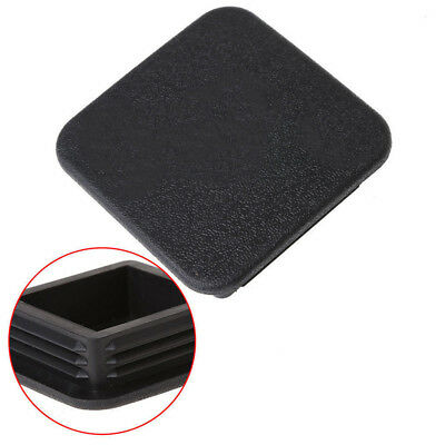 Class III IV 2''Black Trailer Hitch Cover Plug Receiver Cover Cap Dust'Prot Ww