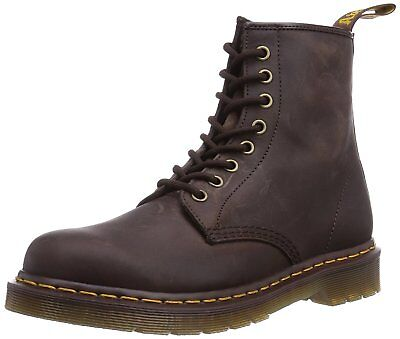 Men's Shoes Dr. Martens 1460 8 Eye Leather Boots 11822203 GAUCHO CRAZY HORSE