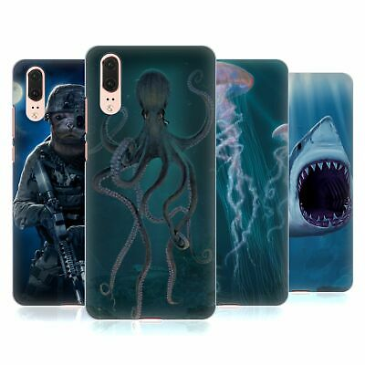Official Vincent Hie Underwater Hard Back Case For Huawei Phones 1