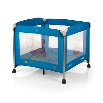 Box Square Folding Be Cool Naveed Jane Cot with Carry Bag Camping