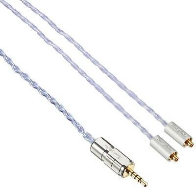 Beat Audio Silversonic MKVI-AKG-MMCX-Replacement cable for 2.5mm earphones