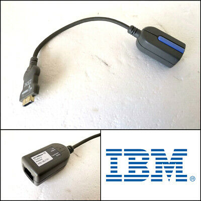 Genuine IBM FRU 08L3161 10/100Base-TX Network Adapter for PCMCIA Card