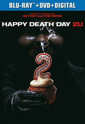 Happy Death Day 2U [Blu-ray] Blu-ray