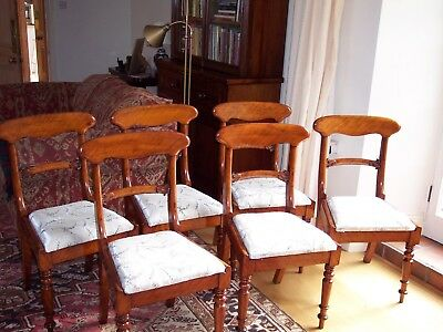 Dining Chairs set of six William the fourth