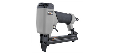 Pneumatic Crown Upholstery Stapler 22 Gauge 3/8 in. Trigger Safety Air Nailer US