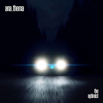 The Optimist [Digipak] ANATHEMA CD+ DVD