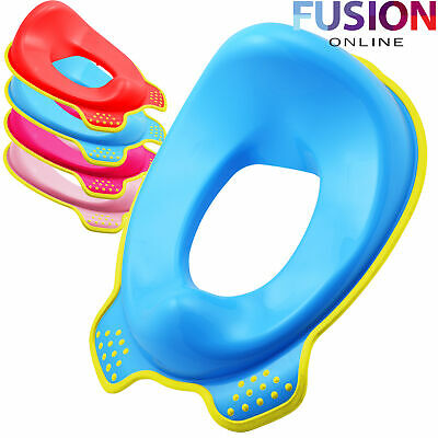 Potty Seat Kids Toddler Baby Child Plastic Potty Toilet Trainer Training Seat