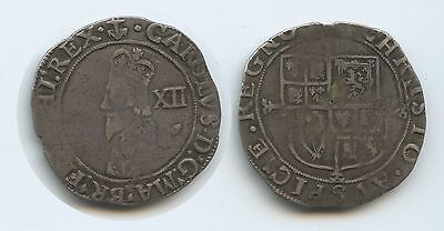 G2170 - Großbritannien One Schilling 1625-1649 Charles I.1625-1649 Great Britain