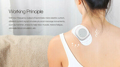 Mooyee Relaxer S1, Shoulder Neck massager + 1 unused pad