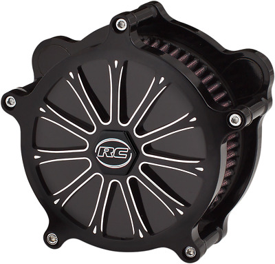 RC Components AB-02B-122E Airstrike Air Cleaners Black Exile