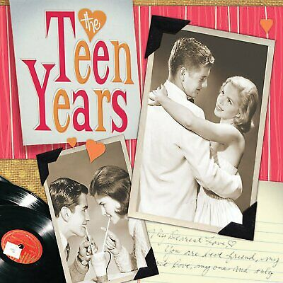 The Teen Years 10 CD Box Set 150 Hits Time Life New & Sealed USA Free Ship