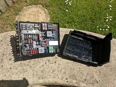 2004-2009 vw golf mk 5 gti fuse box power distribution 1k0937132f
