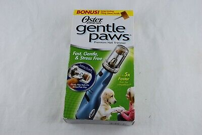 🔶 OSTER PROFESSIONAL Gentle Paw Nail Trimmer, For Dogs & Cats 078129-500-000