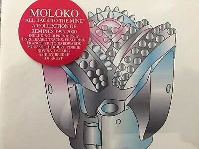 MOLOKO - All Back To Mine 2 x CD 2001 FMR Excellent Condition! 2CD
