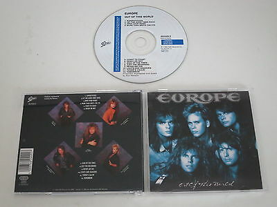 Europe out of This World (Epic 462449 2 CD Album