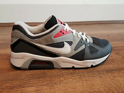 ba39a7f2bd NIKE AIR STRUCTURE triax 91 UK10 Black/pink TN 2010 Release 97 90 98 ...