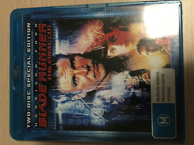 DVD Blu ray Blade Runner the final cut - 2 disc special edition