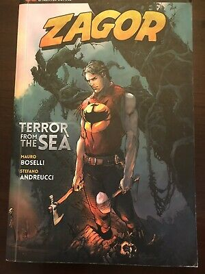 Zagor Terror From The Sea