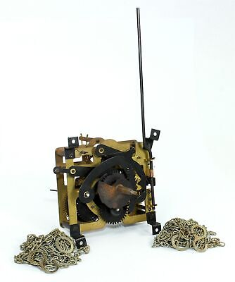 CUCKOO CLOCK MOVEMENT REGULA 25 - W MOVEMENT 30 HOUR w/ CHAINS TB616