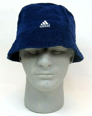 db3df0d7 adidas Originals Washed Bucket Hat Purple Embroidered Trefoil Logo Brand New.
