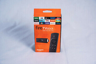Amazon Fire TV Stick (2nd Gen) with Alexa Voice Remote streaming media player
