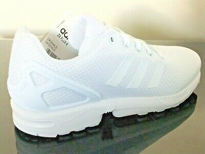 ADIDAS ZX FLUX Girls Womens Shoes Trainers Uk Size 4.5 5.5 S81421