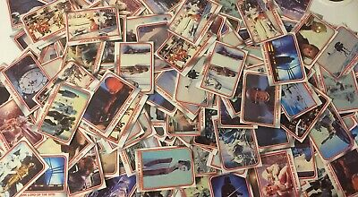 1980 Star Wars Empire Strikes Back Trading Cards - Lot of 270