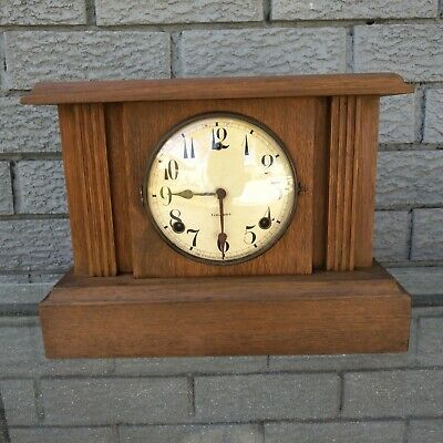 Gilbert Mantle Clock Original Condition 1920'S ?