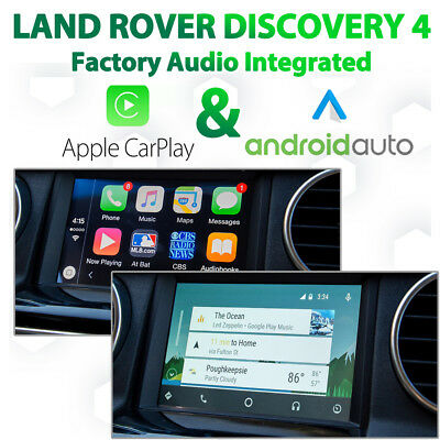 HOLDEN VF COMMODORE MyLink Integrated Apple CarPlay & Android Auto