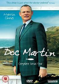 Doc Martin - Series 1 - Complete (DVD, 2-Disc Set) . FREE UK P+P ...............