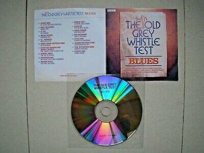 The Old Grey Whistle Test : Blues. Rory Gallagher/Fleetwood Mac.promo Cd