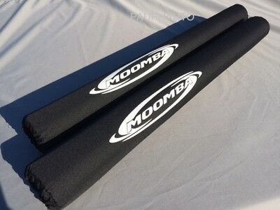 """Mad Dog 36/"""" Black Trailer Guide PVC Post Covers 2 3//8/"""" ID w// Capped Ends"""