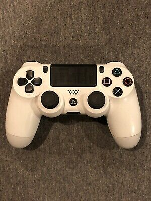 Sony Playstation 4 Dualshock 4 Wireless Controller Glacier White CUH-ZCT1U