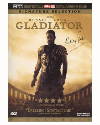 NEW Gladiator (DVD 2 Disc Set SIGNATURE SELECTION Russell Crowe Joaquin Phoenix