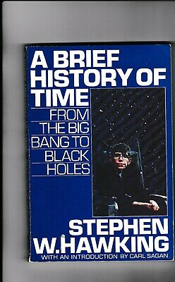 STEPHEN W. HAWKING---A BRIEF HISTORY OF TIME---A Bantam Book/April 1988