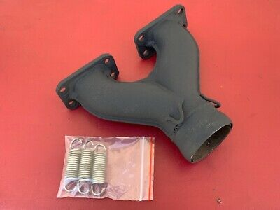 503 Rotax Exhaust Manifold YPipe Header W/ Gaskets & Springs Ultralight Aircraft