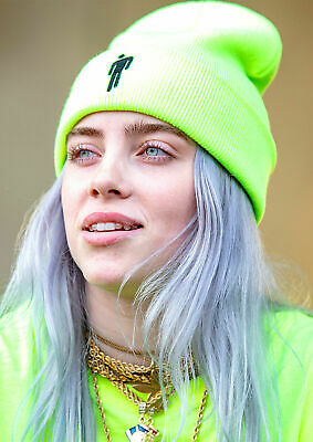 Billie Eilish Poster A5 A4 A3 A2