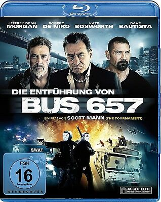 BUS 657-BLU-RAY DISC (Dave Bautista, Mark-Paul Gosselaar)  BLU-RAY NEW